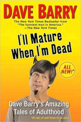 Dave barry books in order