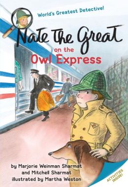 Kids book series nate the great