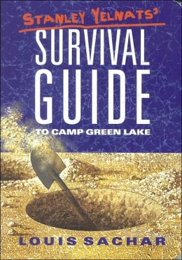 The camp green lake motive in the novel holes by louis sachar