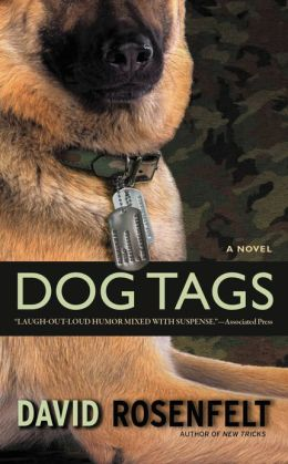 Dog Tags Andy Carpenter Series 8 By David Rosenfelt