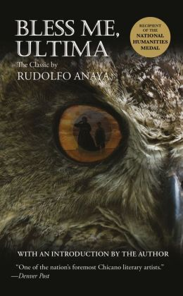 An overview of the antonio in the novel bless me ultima by rudolfo anaya