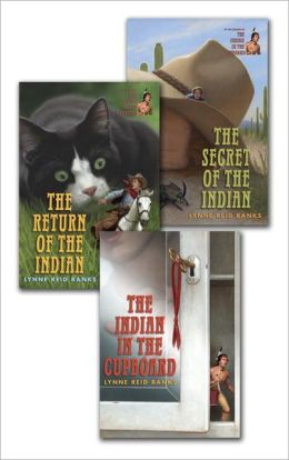 Indian in the cupboard book series