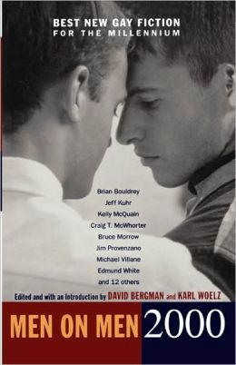 Men on Men 2000: Best New Gay Fiction Various and David Bergman