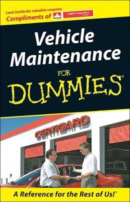 Custom Vehicle Maintenance For Dummies Petro-Canada Certigard