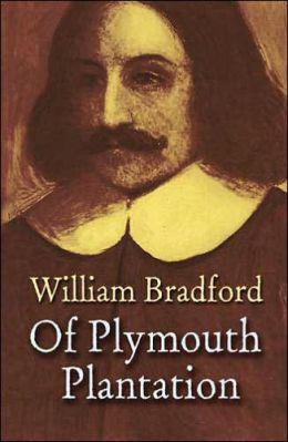 Of Plymouth Plantation by William Bradford | 9780486452609 ...
