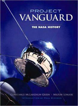 vanguard nasa project - photo #2