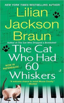 Lilian jackson braun books in order