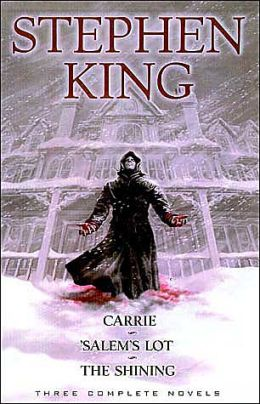 Stephen King: Three Complete Novels: Carrie Salems Lot The Shining Stephen King