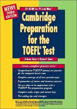 TOEFL CAMBRIDGE