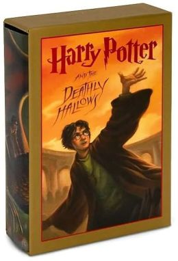 List of all 7 harry potter books