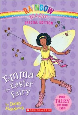 Emma The Easter Fairy Rainbow Magic Series Special