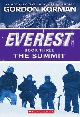 Gordon korman everest book 3