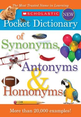 A book with antonyms in the title