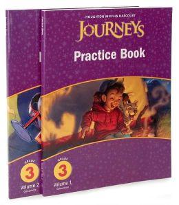 Journeys practice book grade 3 volume 1 pdf