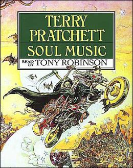 soul music terry pratchett discworld series