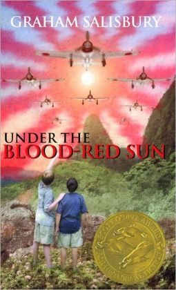 Under the blood red sun character
