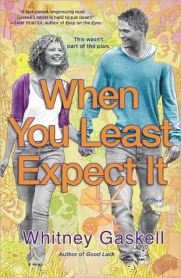When you least expect it book