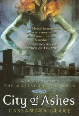 City of Ashes (The Mortal Instruments Series #2 ...
