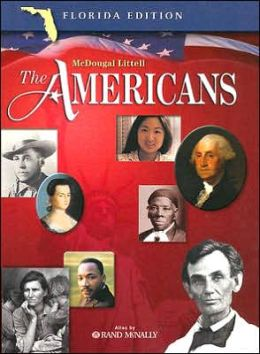 american history book by mcdougal littell