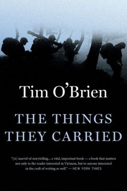 """""""The Things They Carried"""" By Tim O`Brien"""
