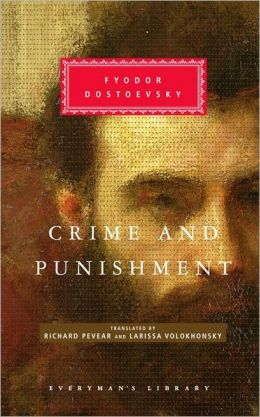 A description of fyodor dostoyevskys work in crime and punishment