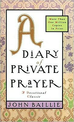 OF DIARY PRAYER A PRIVATE