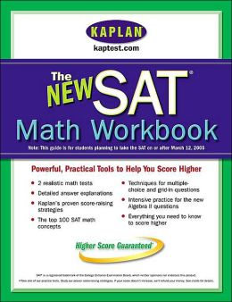 kaplan sat math workbook 2012