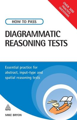 How to Pass Diagrammatic Reasoning Tests: Essential Practice for Abstract, Input Type and Spatial Reasoning Tests (Testing Series) Mike Bryon