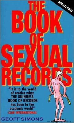 Book of sex records