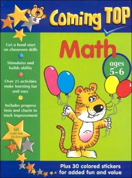 Coming TOP Math: Ages 5-6 (Coming Top) Jill Jones