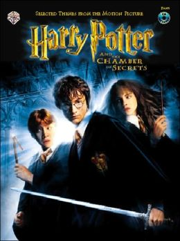 Harry Potter and The Chamber of Secrets: Selected Themes from the Motion Picture: Alto Sax John Williams