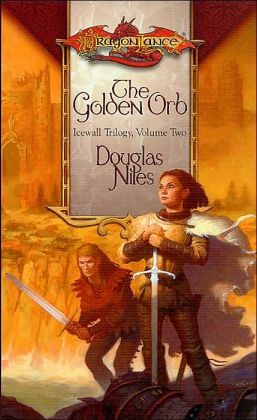 Dragonlance The Golden Orb Icewall Trilogy 2 By border=