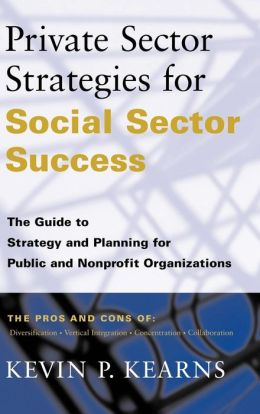 ORGANIZATIONS NONPROFIT AND PLANNING STRATEGIC PUBLIC FOR