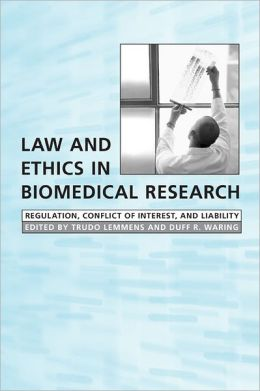 Conflict between research and ethics
