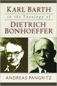 Bonhoeffer's Costly Theology