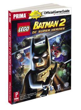 LEGO Batman 2: DC Super Heroes for Nintendo Wii U: Prima ...