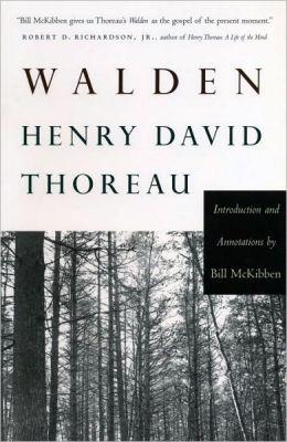 Walden x 40 essays on thoreau