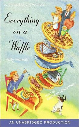 The book everything on a waffle