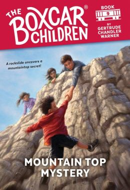 Mountain Top Mystery (The Boxcar Children Mysteries, No. 9) Gertrude Chandler Warner and David Cunningham