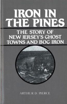 Iron in the Pines Professor Arthur Pierce