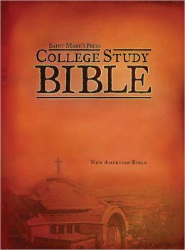 Saint Mary's Press® College Study Bible (paperback): New American Bible Virginia Halbur