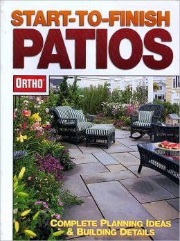 Start-to-Finish: Patios Ortho