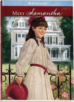 American girl books samantha series