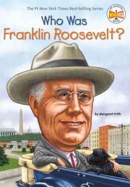 Who was franklin roosevelt book