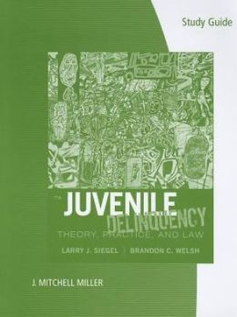 Juvenile delinquency theory practice and law 11th edition