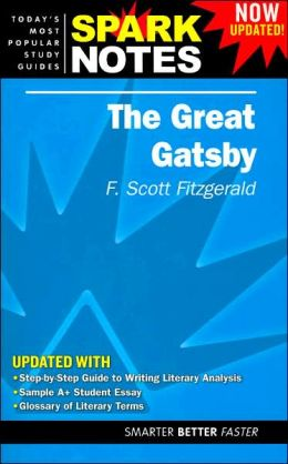 The great gatsby synopsis book