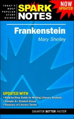 Frankenstein (SparkNotes Literature Guide Series) by ...