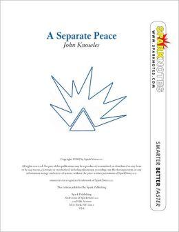 Separate Peace Tree