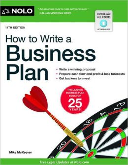 writing a business plan for a candy store