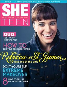 Safe Healthy Empowered She Teen 100